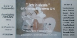 ARTE IN GALLERIA DAL 30 GENNAIO al 18 FEBBRAIO
