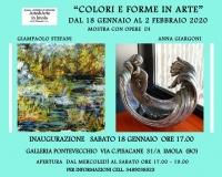 Colori e Forme in Arte dal 18 gennaio al 2 febbraio 2020 a Imola